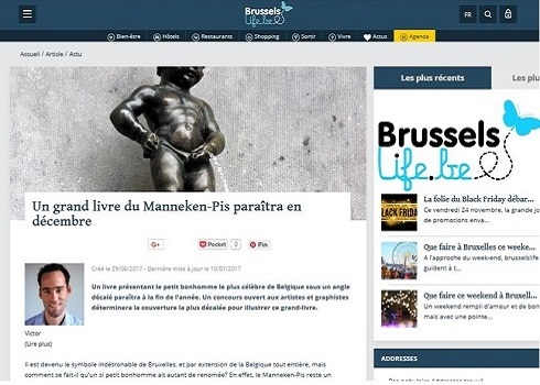 Article Brusselslife